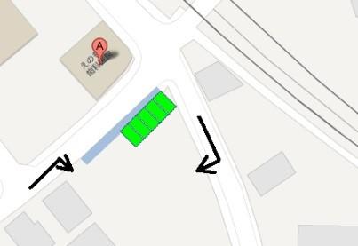 駐車場:5台